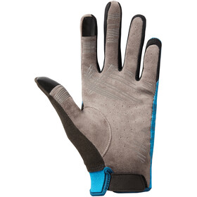 VAUDE Dyce II Gloves Men baltic sea